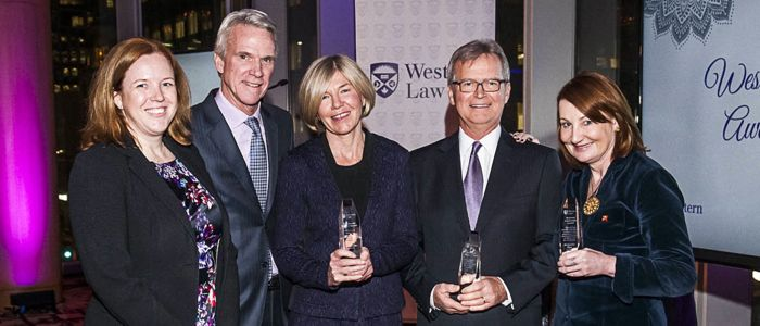 Alumni awards 2014